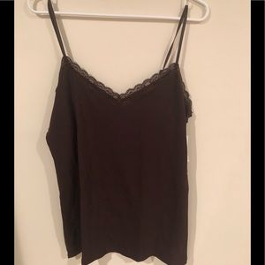 Brown Old Navy cami. Size Large. NWT.